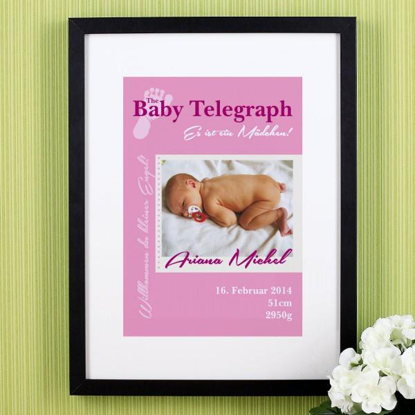 Baby Telegraph Mädchen