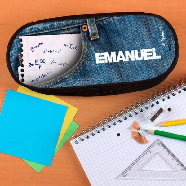 Stiftebox mit persönlichem Motiv