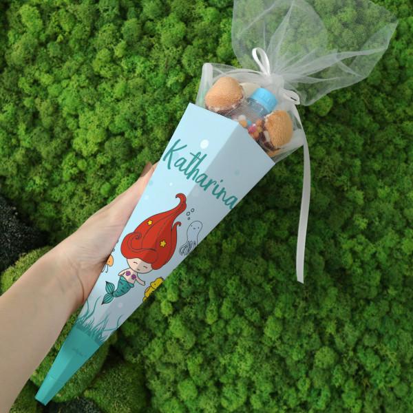 Kleine Zuckertüte für echte Meerjungfrauen