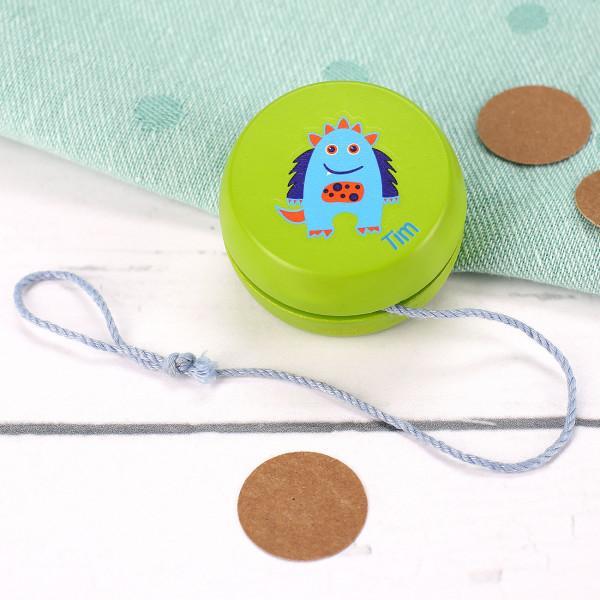 Grünes Monster Yo-Yo