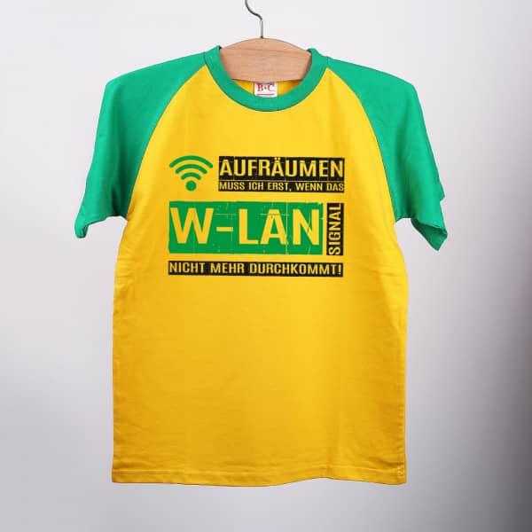 W-LAN Shirt für Jungen