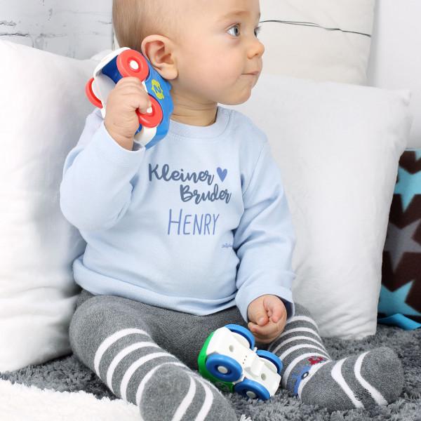 Süßer Babypullover Kleiner Bruder