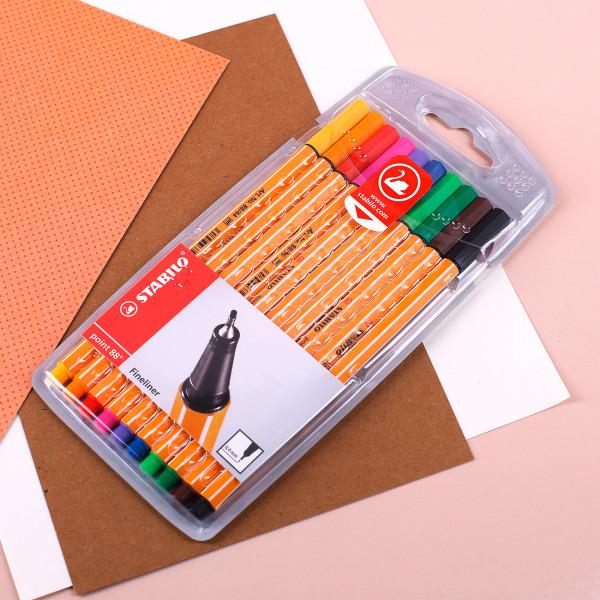 Stabilo® Fineliner in Verpackung